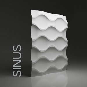 WALL PANEL SINUS