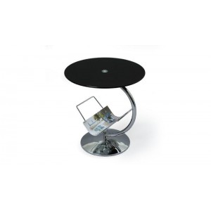 TABLE BASSE ALMA NOIR