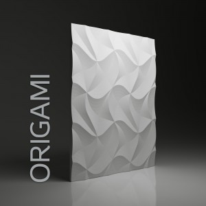 WALL PANEL ORIGAMI