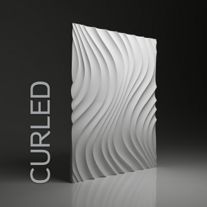WALL PANEL CURLED