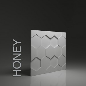 WALL PANEL HONEY